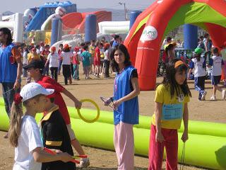 Sortida esportiva a Castelldefels