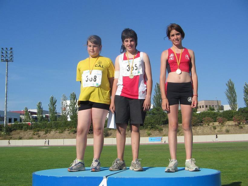 Maria Purull, campiona de Catalunya