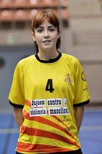 Entrevista a Laia Rosa, exalumna de l'escola i jugadora de Korfbal