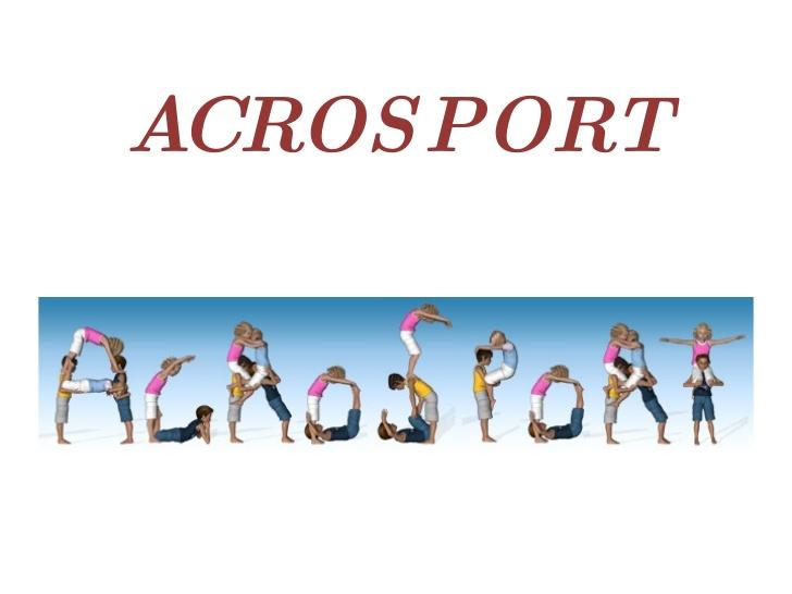 Acrosport a 6è