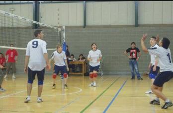 Lorena Maldonado, àrbitre de voleibol
