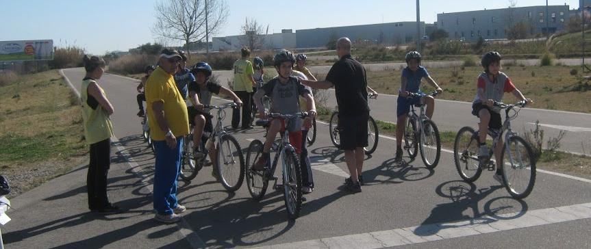 Ciclisme i bitlles catalanes a l'escola