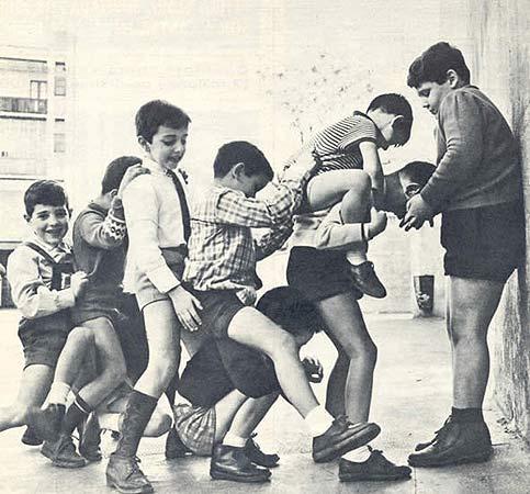 Jocs populars i tradicionals a educació física