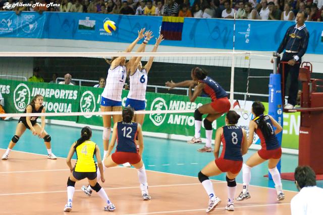 Voleibol a educació física