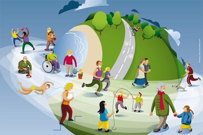 Activitat física i salut