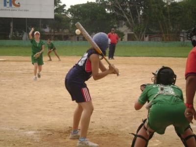 Beisbol - Softbol a educació física