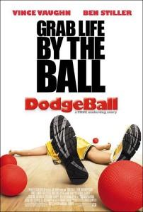 Dodgeball a educació física