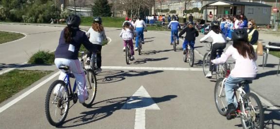 La final de ciclisme i bitlles als mitjans de comunicació