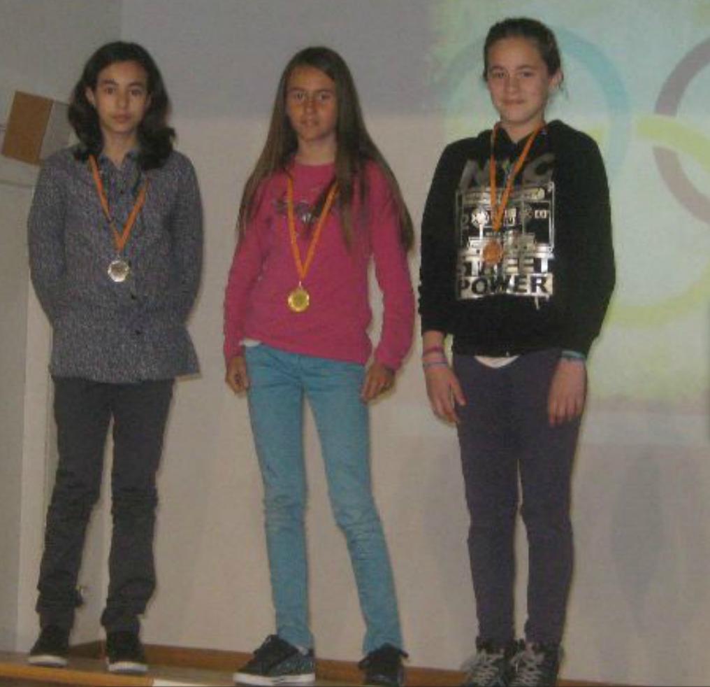 Entrega medalles setmana cultural 2013