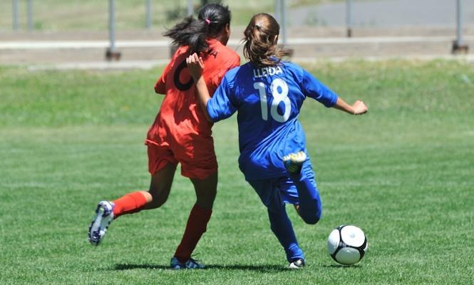 Gran èxit de la Jornada de futbol femení
