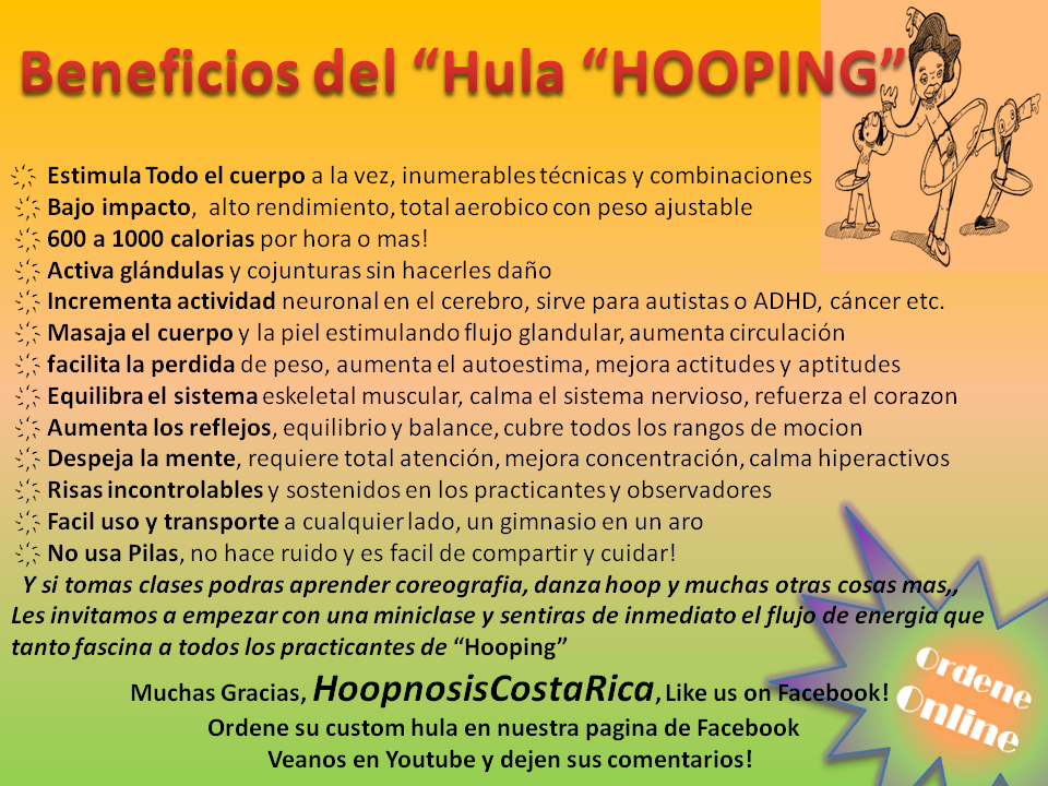 Beneficis del Hula-Hop