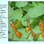 01 - Cuento Las dos hormigas amigas LA AMISTAD - cuento 2