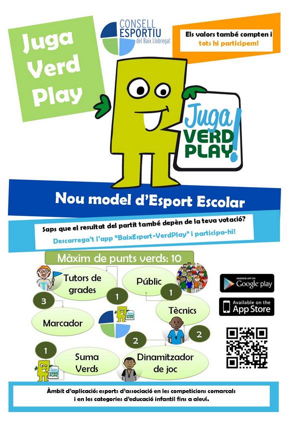 Juga verd play: una forma de joc net