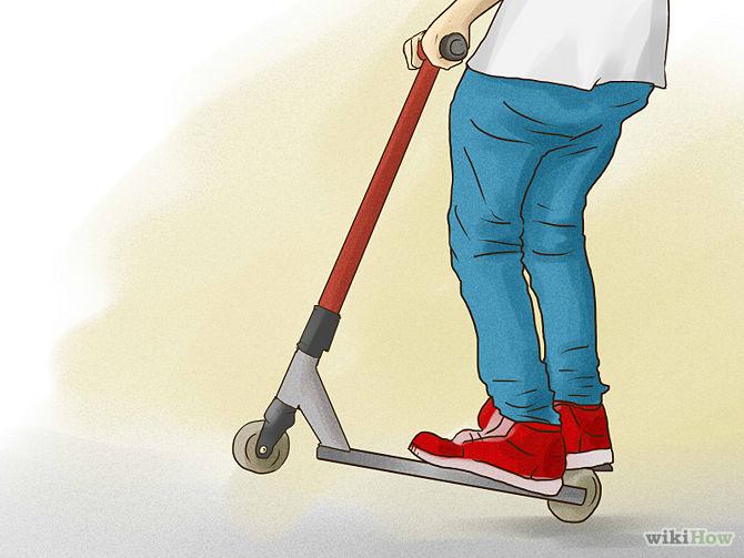 Activitats amb patinets o scooters