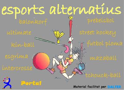 Esports alternatius