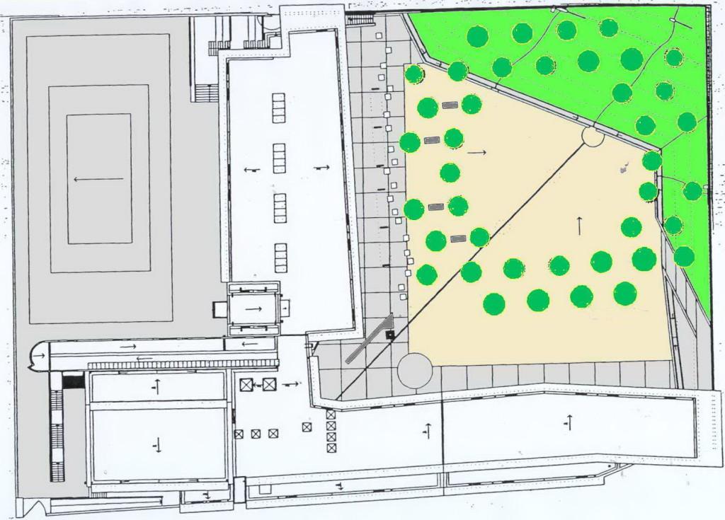 Com crear un mapa per a una cursa d'orientació a l'escola