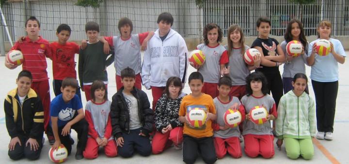 Voleibol a 6è