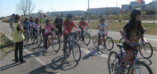 Ciclisme i bitlles catalanes al circuit de Can Palet