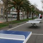 Nova àrea sòcio-esportiva a la plaça de les Glòries