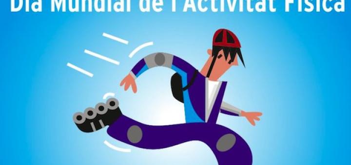 6 d'abril dia mundial de l'activitat física