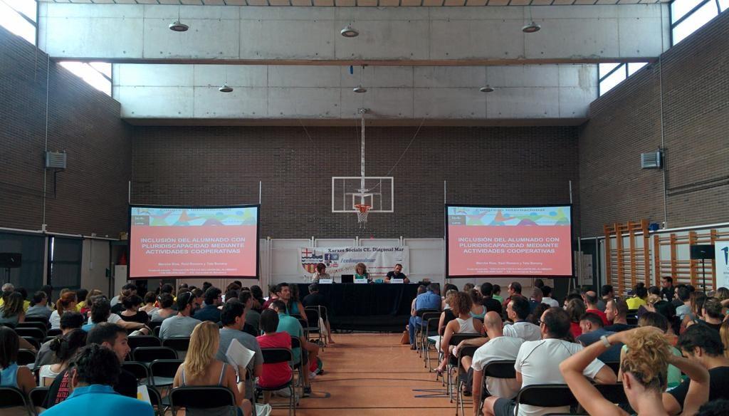 10è Congrés internacional d'activitats físiques cooperatives
