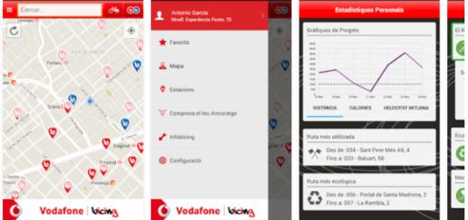 App del Bicing