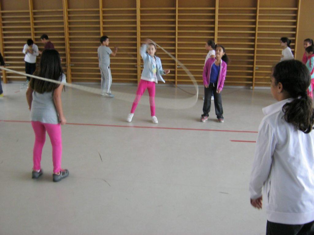 Jocs populars i tradicionals a cicle mitjà