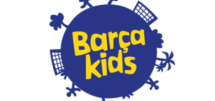 L'escola Agustí Bartra participa a Barçakids