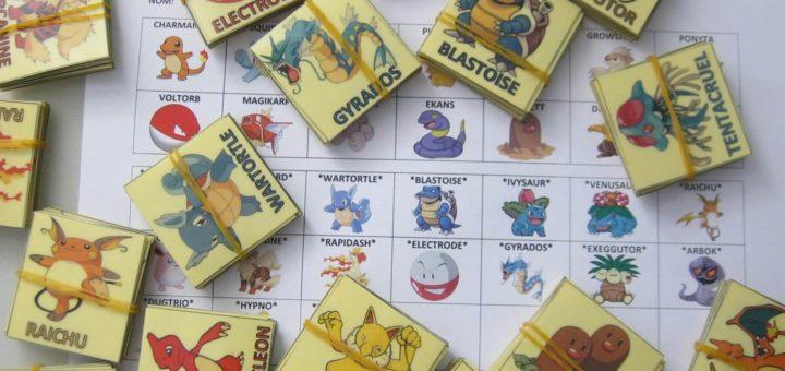 Gamificació a educació física: Pokémon actiu