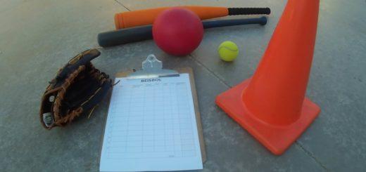 Iniciació al beisbol a cicle superior