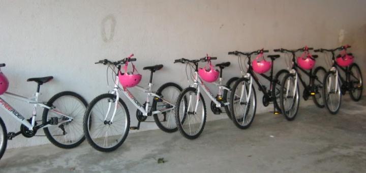 Activitats de ciclisme a EF