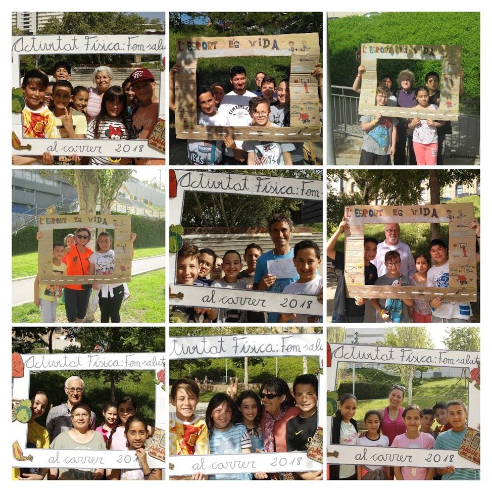 DEFC. Dia de l'educació física al carrer