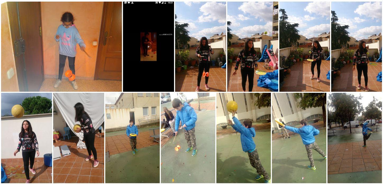 Novetats en l'activitat de la motxilla de l'activitat física