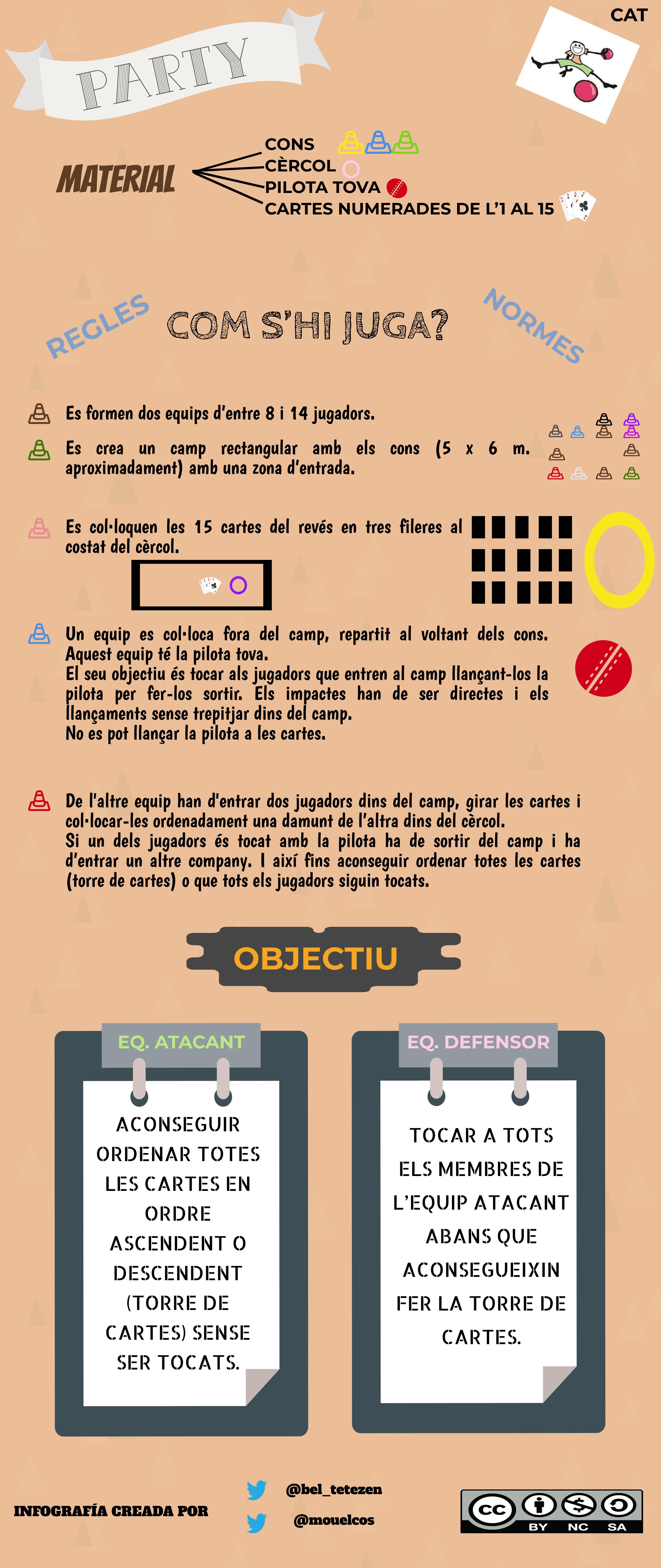 Infografies sobre jocs i esports poc coneguts II