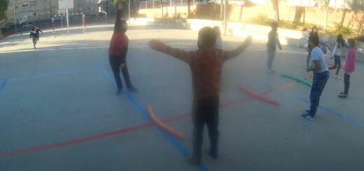 Activitats d'educació física adaptades a la Covid-19