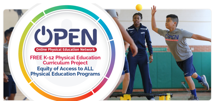 OPEN: Online physed education network